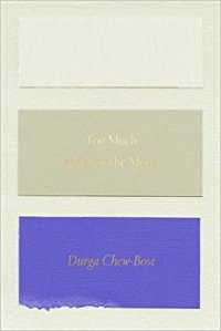 Too Much and Not the Mood by Durga Chew-Bose | Books, Coffee & Cats