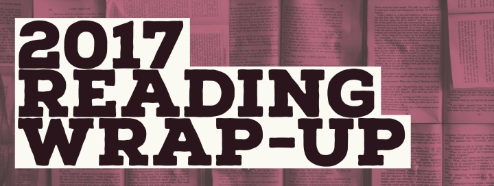 2017 Reading Wrap-Up - Books, Coffee & Cats